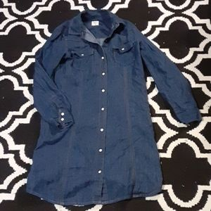 Gap Jean dress size XS